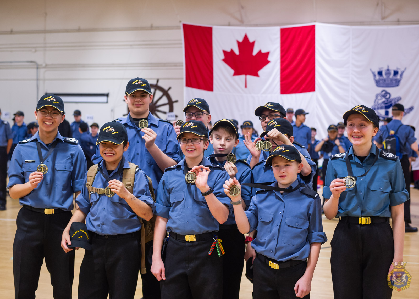 Navy League Alberta | Sea Cadet Corps